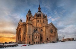 St Paul Cathedral at Minneapolis