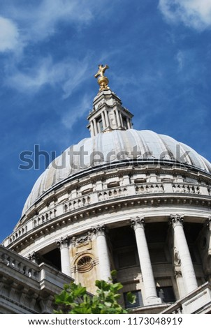 St Paul's Cathedral #1173048919