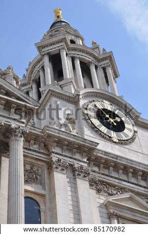 St Paul's Cathedral in London #85170982