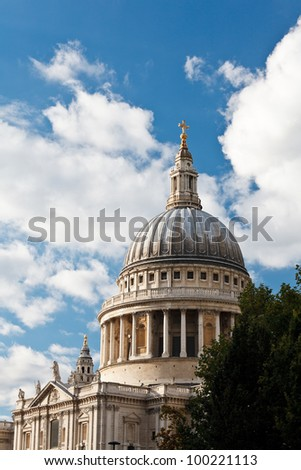 St.Paul's Cathedral, London, UK