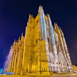 St. Peter and St. Paul Cathedral of Nantes - Pays de la Loire, France