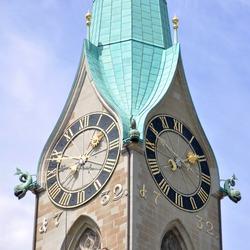 St. Peter church in Zurich