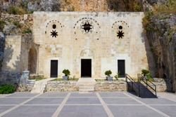 St. Pierre Church in Antakya, Hatay - Turkey