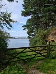 St Saviours Reservoir, Guernsey Channel Islands