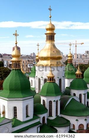 St. Sophia Cathedral.Kiev Ukraine