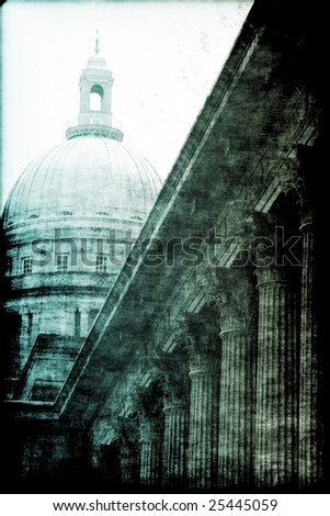 Stability of Law, Order and Justice Abstract Background