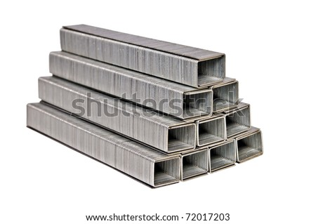 Stack of Staples