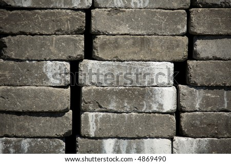 Stacked Bricks