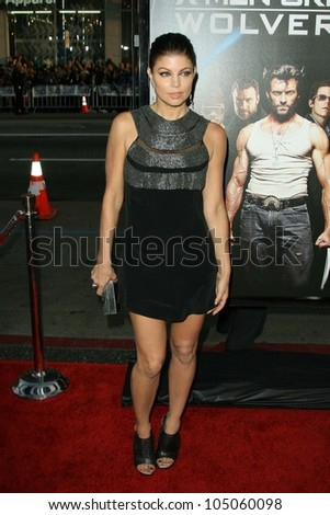 Stacy Ferguson at the Industry Screening of \'X-Men Origins Wolverine\'. Grauman\'s Chinese Theater, Hollywood, CA. 04-28-09