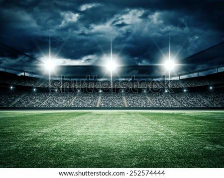 Shutterstock Stadium
