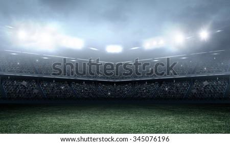 Stadium #345076196