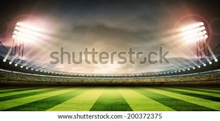 Stadium arena #200372375