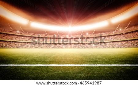 stadium 3d #465941987