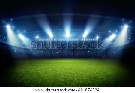 stadium 3d rendering #611876324