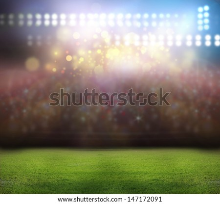 stadium light,