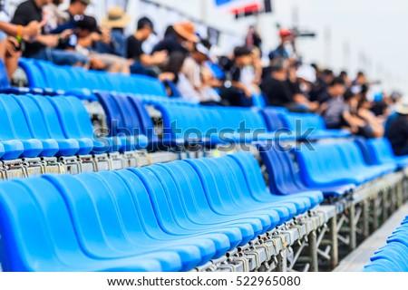 Stadium seats #522965080