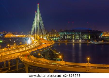 Shutterstock Stadium Zenit Arena In St. Petersburg, Russia