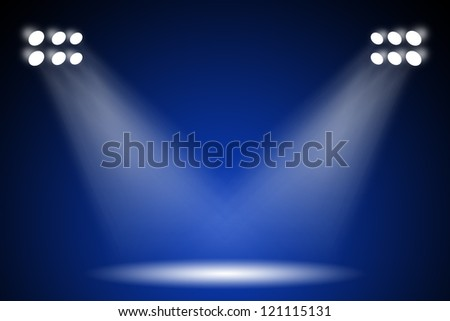 Stage Lights background, wallpaper
