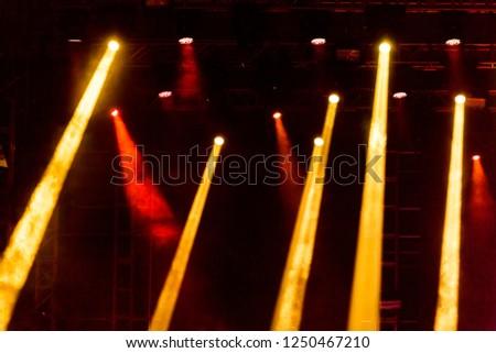 Stage spotlight stage spotlight #1250467210