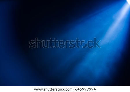 Stage Spotlight with Laser rays. concert lighting background #645999994