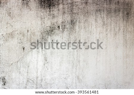 Stain cement wall texture and background #393561481