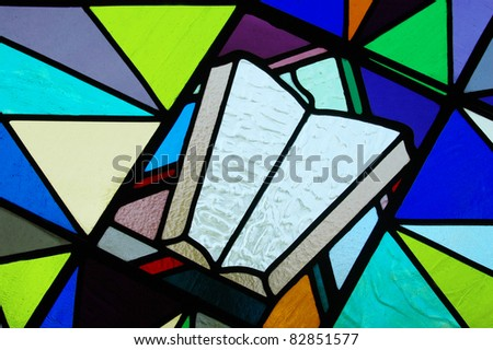 Stained Glass - Bible