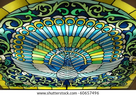 Simple Stained Glass Patterns - Free Pattern Cross Stitch