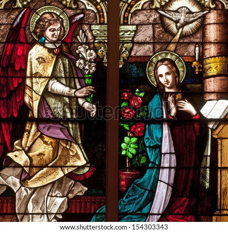 bible stories of stained glass windows essay