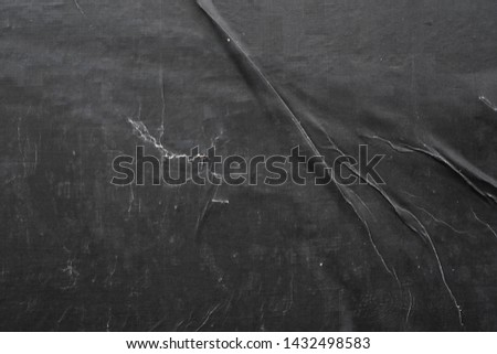 stained grungy old scuffed scratched  black poster texture #1432498583