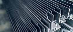 Stainless steel angles or angle bars