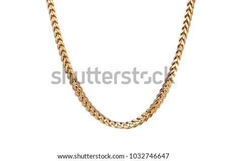 Stainless Steel Chain Necklace #1032746647