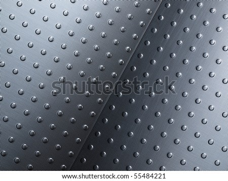 Stainless steel interior floor panels