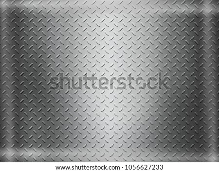 Stainless steel or metal texture background #1056627233