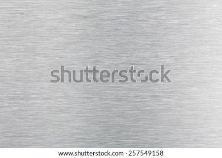 Stainless steel texture #257549158