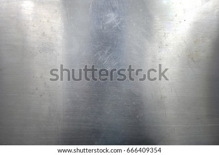 Stainless steel texture