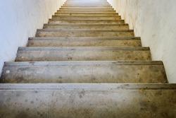 Stair concrete