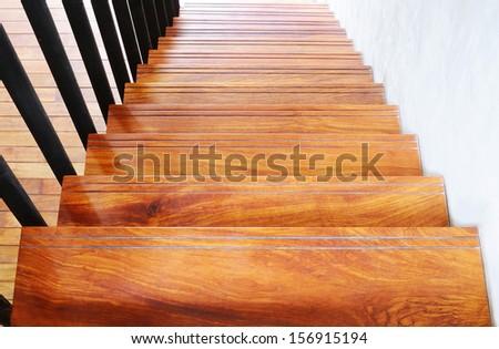 stair - step - wood stair