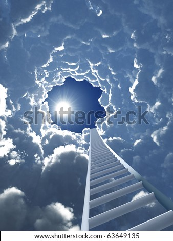 staircase to heaven. staircase to heaven