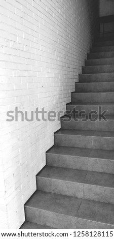 stairs on the top #1258128115