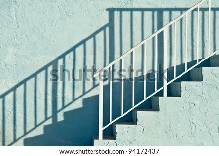Stairs shadows