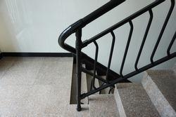 stairway hand rail (stair handle)