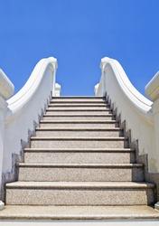 Stairway up Sky