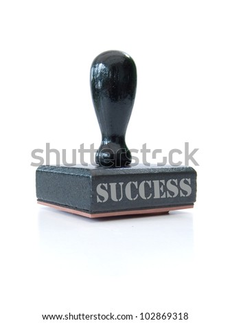 Stamp of success