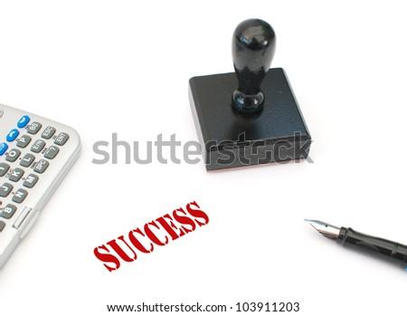 Stamp of success