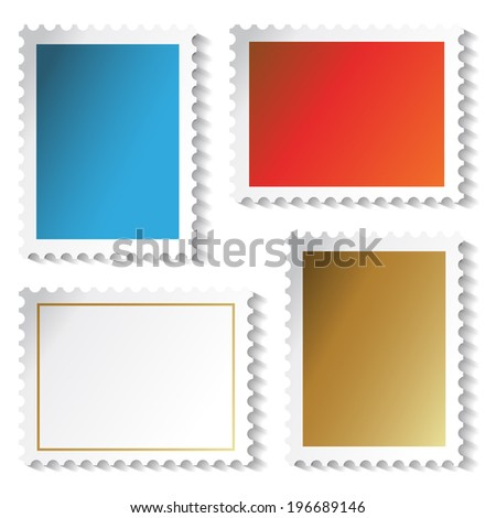 stamps stickers