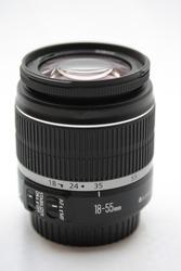 Standard camera lens 18-55