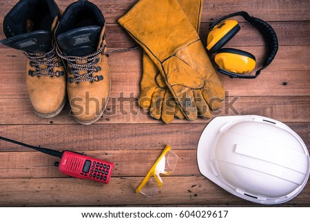 Standard construction safety #604029617