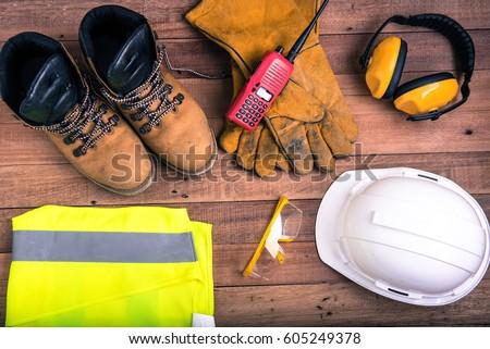 Standard construction safety #605249378