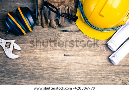 Standard construction safety,safety equipment