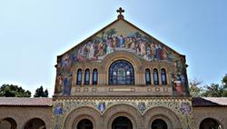 Stanford (amazing church)